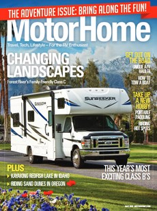 MotorHome | 5/2020 Cover