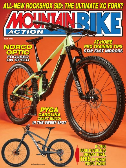 Mountain Bike Action Cover - 7/1/2020