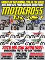 Motocross Action Magazine | 1/2020 Cover