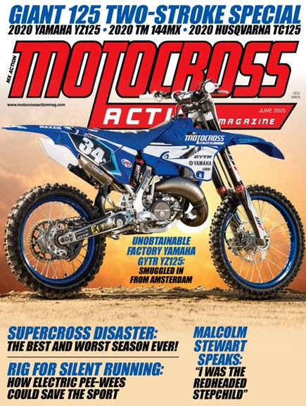 Motocross Action Cover - 6/1/2020