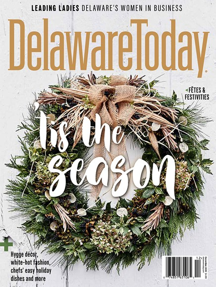 Delaware Today Cover - 12/1/2019