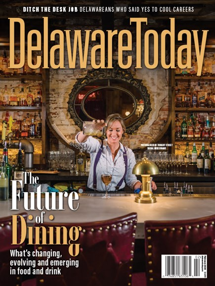 Delaware Today Cover - 2/1/2020