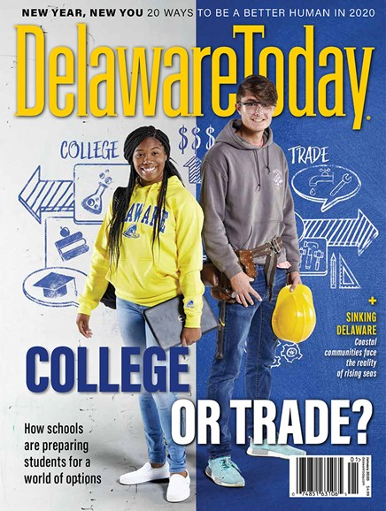 Delaware Today Cover - 1/1/2020
