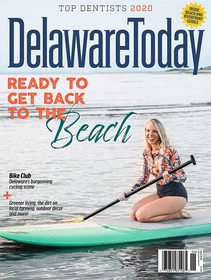 Delaware Today Cover - 6/1/2020