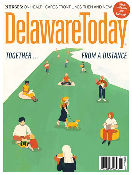 Delaware Today Cover - 5/1/2020