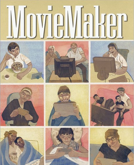 Moviemaker Magazine Cover - 4/1/2020