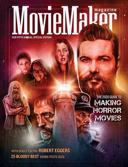 Moviemaker Magazine Cover - 12/1/2019
