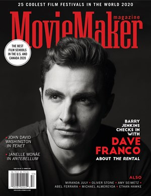 Moviemaker Magazine | 7/2020 Cover