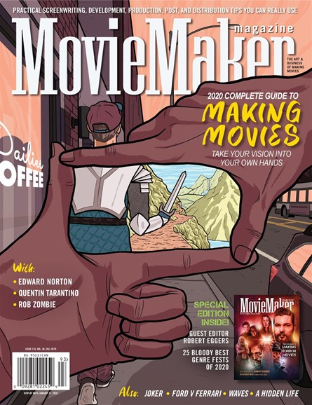 Moviemaker Magazine Cover - 9/1/2019