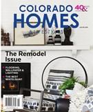 Colorado Homes & Lifestyles Magazine 1/1/2020