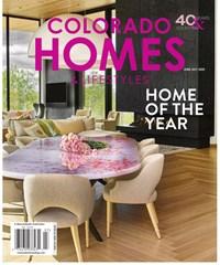 Colorado Homes & Lifestyles Magazine | 6/2020 Cover