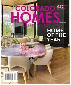 Colorado Homes & Lifestyles | 6/2020 Cover