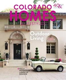 Colorado Homes & Lifestyles | 5/2020 Cover