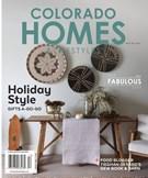 Colorado Homes & Lifestyles Magazine 11/1/2019