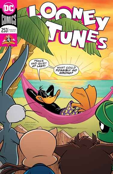 Looney Tunes Cover - 1/1/2020