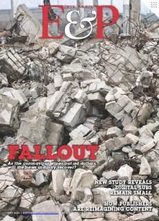 Editor & Publisher | 5/2020 Cover