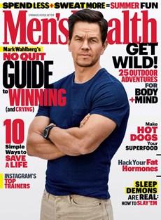 Men's Health | 7/2020 Cover