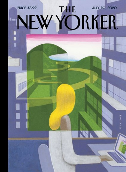 The New Yorker Cover - 7/20/2020