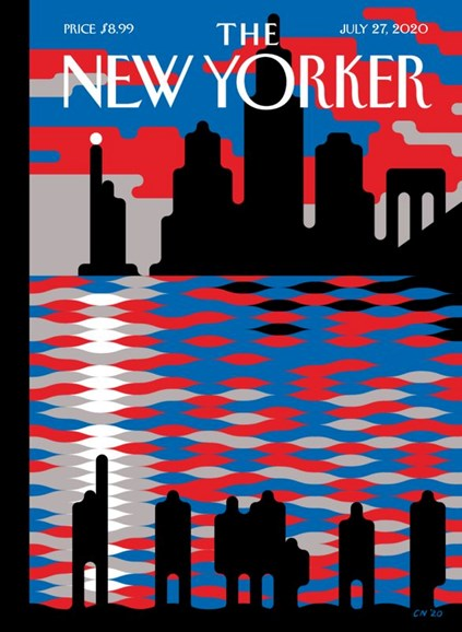 The New Yorker Cover - 7/27/2020