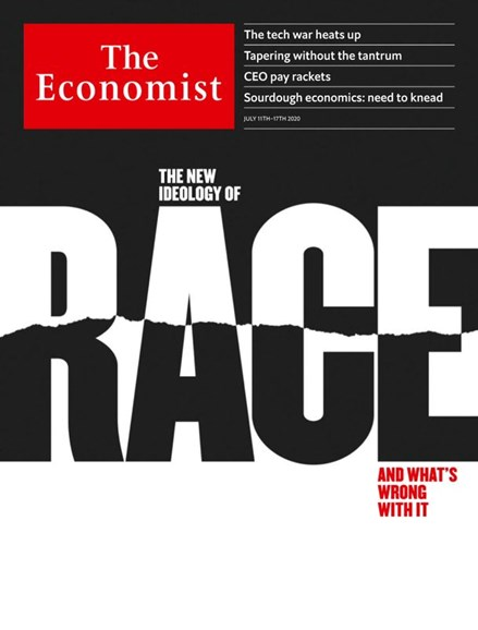 The Economist Cover - 7/11/2020