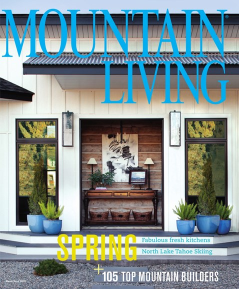 Mountain Living Cover - 3/1/2020