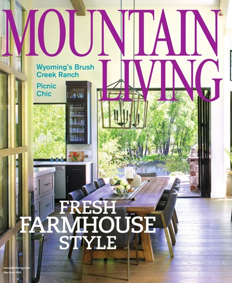 Mountain Living Cover - 5/1/2020