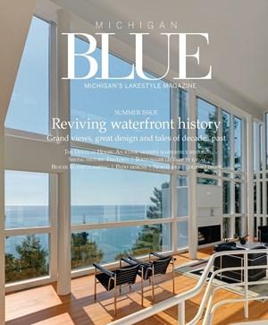 Michigan Blue Magazine | 6/2020 Cover