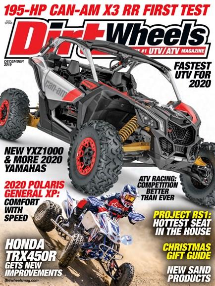Dirt Wheels Cover - 12/1/2019
