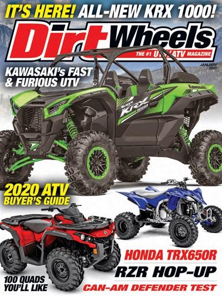 Dirt Wheels Cover - 1/1/2020