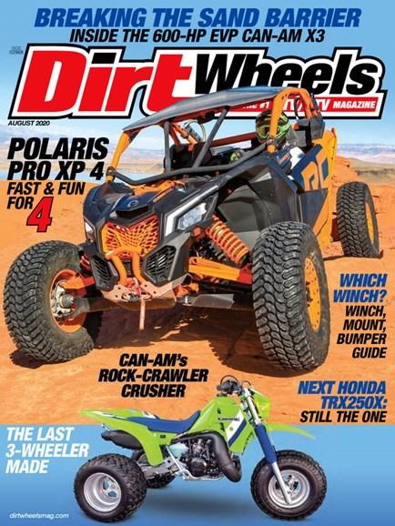 Dirt Wheels Cover - 8/1/2020