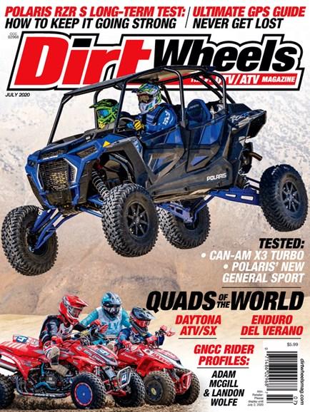 Dirt Wheels Cover - 7/1/2020