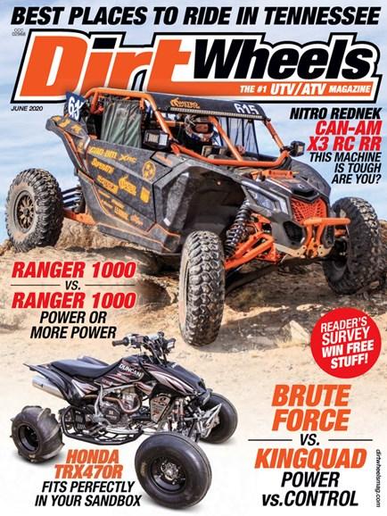 Dirt Wheels Cover - 6/1/2020