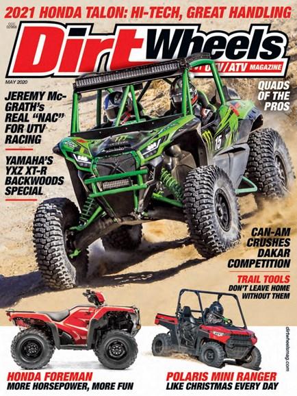 Dirt Wheels Cover - 5/1/2020