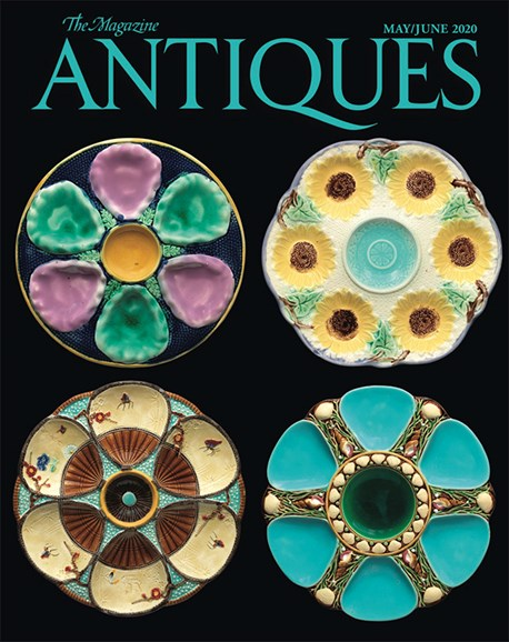 The Magazine Antiques Cover - 5/1/2020