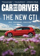 Car And Driver Magazine 8/1/2020