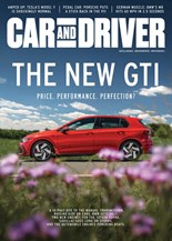 Car And Driver | 8/2020 Cover