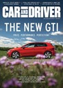 Car And Driver Magazine | 8/2020 Cover
