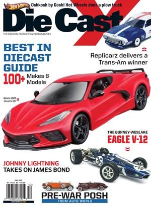 Diecast X Magazine | 9/2020 Cover