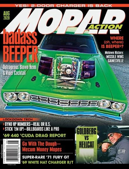 Mopar Action Cover - 8/1/2020