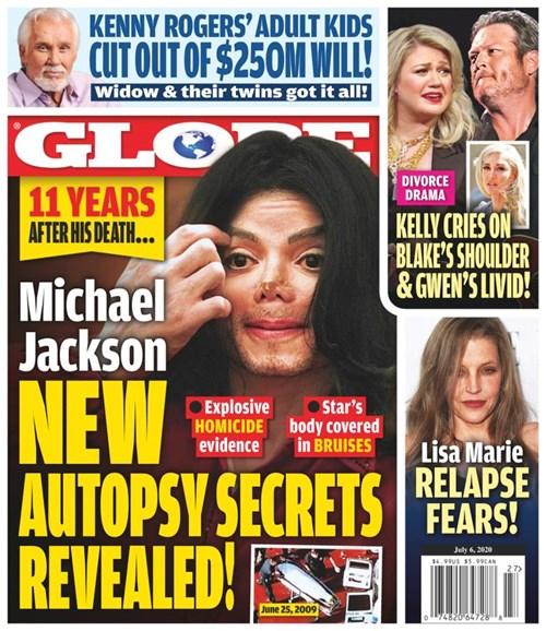 Globe Cover - 7/6/2020