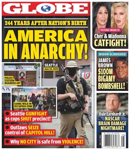 Globe Cover - 7/13/2020