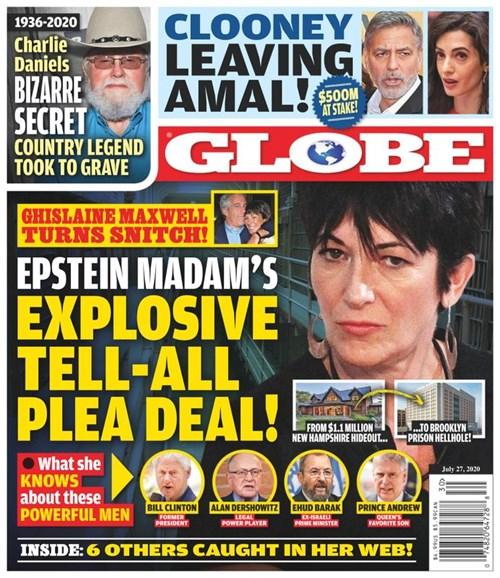 Globe Cover - 7/27/2020