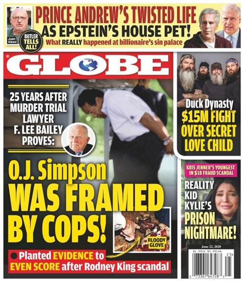 Globe Cover - 6/22/2020