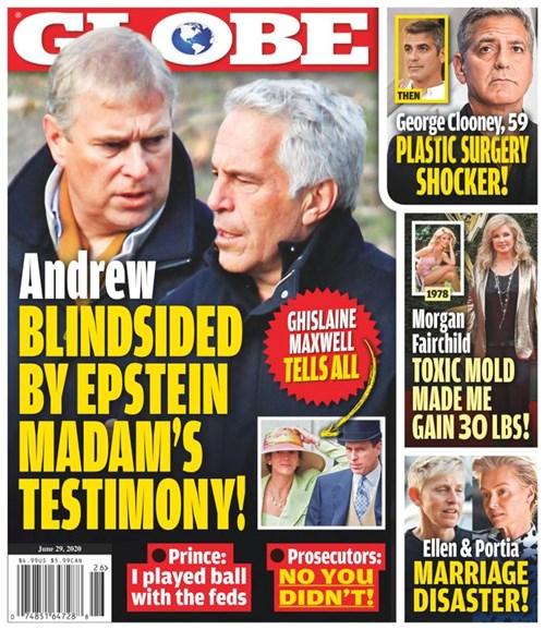 Globe Cover - 6/29/2020
