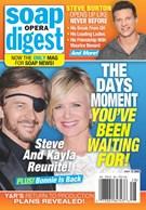 Soap Opera Digest Magazine 7/13/2020