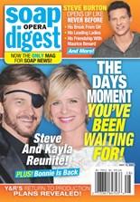 Soap Opera Digest   7/2020 Cover