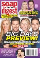 Soap Opera Digest Magazine 7/20/2020