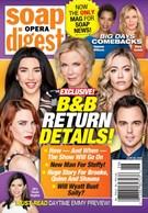 Soap Opera Digest Magazine 6/29/2020