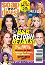 Soap Opera Digest   6/2020 Cover