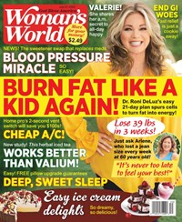 Woman's World Magazine | 7/27/2020 Cover